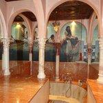 Banheiro do Riad Jaguar