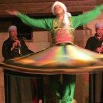 Egyptian Tanoura Dance 6