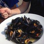 Mussels marienere
