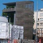 Berlin wall tower