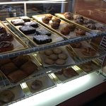 Beautiful Selection of Baked Breads and Desserts ....