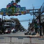 Bangla Road - East end