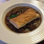 Dinner - Steak and kidney pie