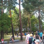Sachsenhausen Concentration Campgrounds