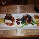locale stupendo per una cena in riva al mare. Personale cordiale (Arnold), arte culinaria ricerc