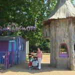 Brilliant tree houses
