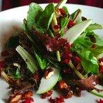 Pear Maytag Blue Cheese Salad
