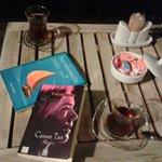 Çay saati&Kitap