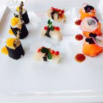 Sushi del lago
