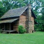Historic Gateway Museum Cabin