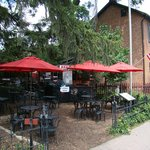 Farnsworth House Inn Beer Garden