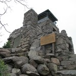 Monjeau Lookout tower