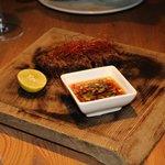 Mink Whale Steak - the way it should taste!