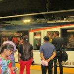 new metro train