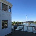 Private balcony/deck