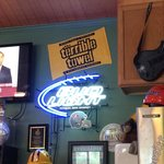Glad to see our Terrible Towel on display!!