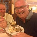 John and 'the cake'