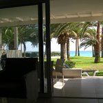 panorama dalla beach suite