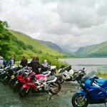 We welcome motorcycle and other clubs.