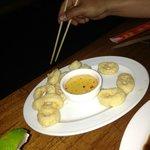 calamari frito - nothing special