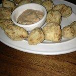 Dorado dorado, fried mahi mahi nuggets - get some