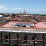 View of Granada from the Iglesia de La Merced - May 28, 2014