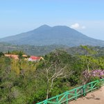 View of the Mombacho Volcano - May 28, 2014