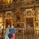 Otro de los altares.