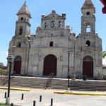 Guadalupe Church, Granada, Nicaragua - May 28, 2014