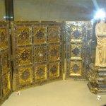 Parte del museo de los reyes, en la catedral.