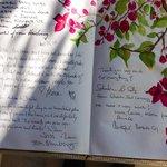 Villa Kallergi - Athena Kallergi guest book