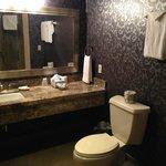 Sams Town Suite - bathroom Jun2014
