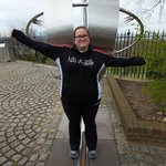 Standing on the Prime Meridian