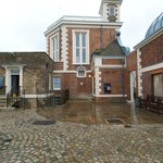 Royal Observatory Courtyard