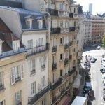 View from the Mme. de Pompadour suite
