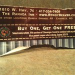A copy of the Coupon