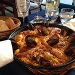 Paella for 2 person