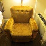Phone Grandma! You found her chair!