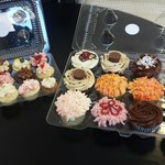 """CUPCAKE NIRVANA""... THAT TAKES THE CAKE ,  Sequim, WA 98382...ROCKS!!! Thanks Sue and Paul, Bil"