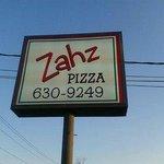 Fabulous pizza!