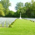 One of the cementary here at Vimy