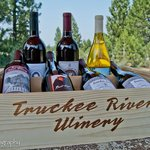 Amazing wines by Truckee River!