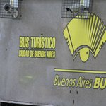 Tourist Bus of the city of Buenos Aires