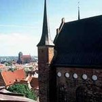 From St Georg's new rooftop lookout