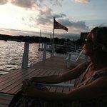 Dock @ Sunset