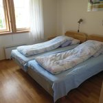 Room small but attractive, workable