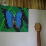 in room artwork