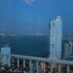 Vista desde el piso 23