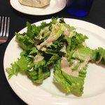 Crisp, fresh salad