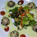 Escargot Salad
